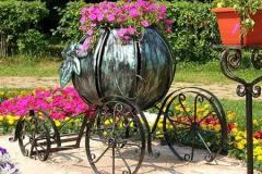 Ландшафтная ковка, скульптуры